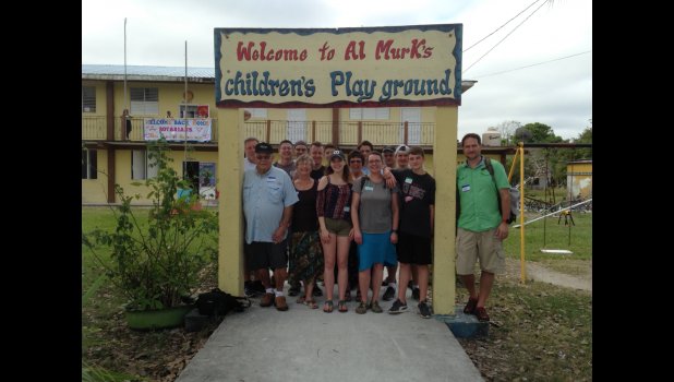 Photo provided by Larry and Jane Campbell - A group of Three Rivers Rotarians and friends during one of their work trips to Belize. The Three Rivers Rotary Club has partnered with the Libertad (Belize) RC School for three decades, funding significant building improvements, educational materials, and scholarships.