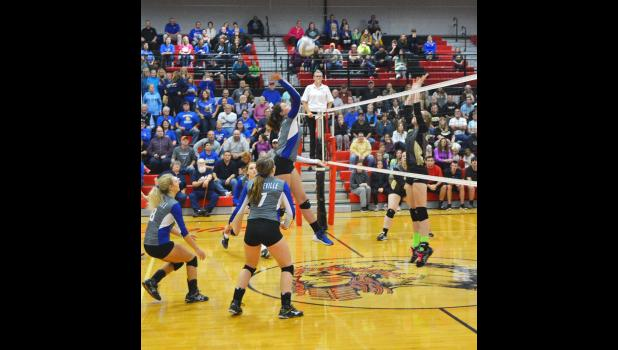 Glenville State Faces Tough Regional Field: Centreville, Mendon Face Tough Regional Volleyball Tests