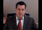 Screenshot via Zoom - St. Joseph County Prosecutor David Marvin discusses his request for an additional assistant prosecutor during Wednesday's Executive Committee meeting of the St. Joseph County Board of Commissioners.