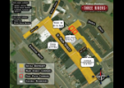 Photo provided by the Three Rivers Downtown Development Authority - A map of the Main Street Commons area approved by the Three Rivers City Commission Tuesday.